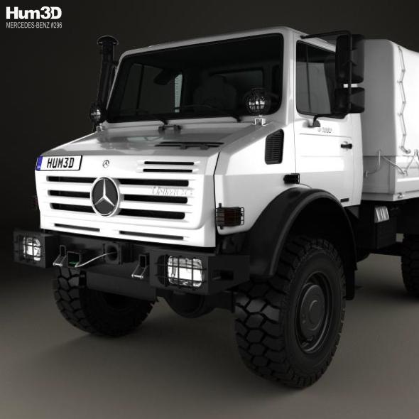 Mercedes Benz Unimog | Best Upcoming Car Release