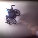 Wheelchair near the light in a way, conceptual image - PhotoDune Item for Sale