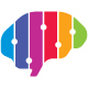 Colorful Creative Brain Logo - GraphicRiver Item for Sale