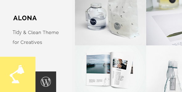 Alona - Tidy & Clean Portfolio