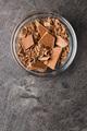 Crushed dark chocolate. - PhotoDune Item for Sale