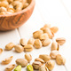 The pistachio nuts. - PhotoDune Item for Sale