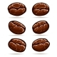 Coffee Beans Set - GraphicRiver Item for Sale