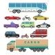 Urban Vehicle Set - GraphicRiver Item for Sale