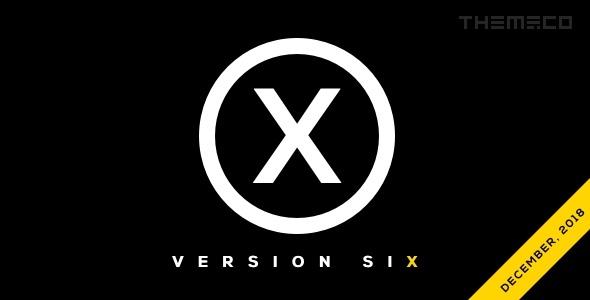 X | The Theme - Miscellaneous WordPress