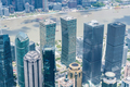 full of highrise buildings in lujiazui financial and trade center, shanghai, China - PhotoDune Item for Sale