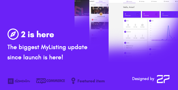 MyListing - Directory & Listing WordPress Theme Free Download | Nulled