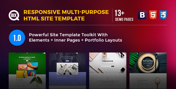 https://themeforest.net/item/qbix-responsive-multipurpose-html-site-template/23036315?ref=dexignzone