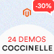 Coccinelle - Multi-Purpose Responsive Magento 2 and Magento 1 Theme - ThemeForest Item for Sale