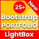 Bootstrap Lightbox And Portfolio Responsive jQuery Plugin - CodeCanyon Item for Sale