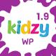 KIDZY - Responsive Kindergarten & Preschool WordPress Theme - ThemeForest Item for Sale