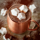 Hot chocolates with marshmallows - PhotoDune Item for Sale