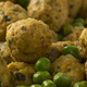 Free Download Moroccan style minced chicken balls and green peas Nulled