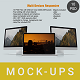 Multi Devices Responsive Website Mockup - GraphicRiver Item for Sale