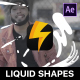 Dynamic Liquid Shapes - VideoHive Item for Sale