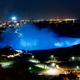 Fantastic views of the Niagara Falls at night, Ontario, Canada - PhotoDune Item for Sale