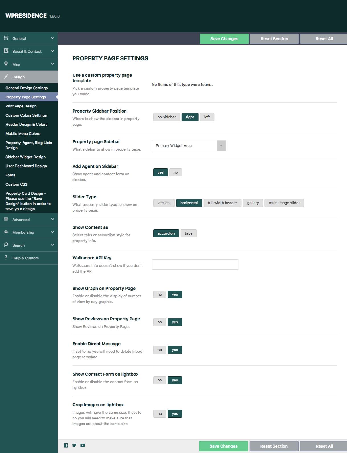 Residence Real Estate WordPress Theme by WpEstate