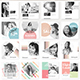 Instagram Posts - Fashion Edition v.02 - GraphicRiver Item for Sale