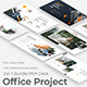 Office Project 3 in 1 Pitch Deck Google Slide Bundle Template - GraphicRiver Item for Sale