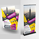Conference Flyer & Rollup Bundle - GraphicRiver Item for Sale