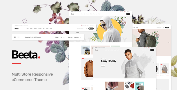 Beeta  - Fashion OpenCart Theme (Included Color Swatches) - Fashion OpenCart