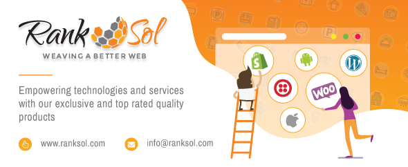 Rank Sol Web application development company