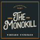 The Monokill - Vintage Font - GraphicRiver Item for Sale