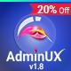 Admin UX | Bootstrap 4 Angular 4 Dashboard Responsive HTML template