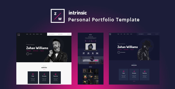 https://themeforest.net/item/intrinsic-creative-personal-portfolio-html5-template/23051899?ref=dexignzone