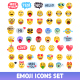 Emoji Symbols Icons Set - GraphicRiver Item for Sale