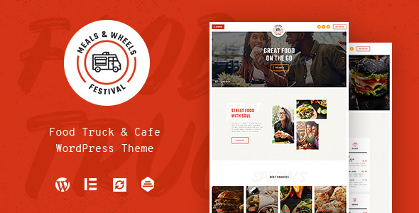 Meals & Wheels | Street Food Festival & Fast Food Delivery WordPress Theme - Food Retail