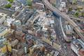 Aerial view of Southwark Street in London - PhotoDune Item for Sale