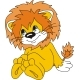 Lion Cub Cartoon - GraphicRiver Item for Sale