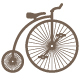 Vintage Biclycle Logo - GraphicRiver Item for Sale