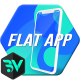 Flat App Promo - VideoHive Item for Sale