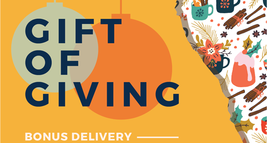Gift of Giving Freebies - Bonus Delivery
