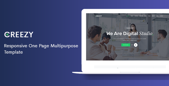 https://themeforest.net/item/creezy-responsive-one-page-multipurpose-template/23051383?ref=dexignzone