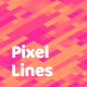 Simple Pixel Lines Backgrounds - GraphicRiver Item for Sale
