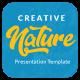 Nature Creative Keynote - GraphicRiver Item for Sale
