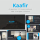 Kaafir Multi-purpose Powerpoint Template - GraphicRiver Item for Sale