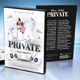Pure White DVD Cover Template - GraphicRiver Item for Sale