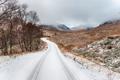 The Road Through Glen Etive - PhotoDune Item for Sale