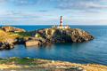 Eilean Glas Lighthouse in Scotland - PhotoDune Item for Sale