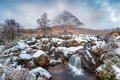 Waterfalls at Buachaille Etive - PhotoDune Item for Sale