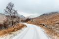 Winter at Glen Etive in Scotland - PhotoDune Item for Sale
