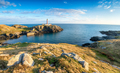 The Eilean Glas Lighthouse in Scotland - PhotoDune Item for Sale