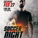 Soccer Night Flyer - GraphicRiver Item for Sale