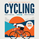 Cycling Event Flyer - GraphicRiver Item for Sale