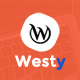 Westy - Responsive Multi-Purpose Html Template - ThemeForest Item for Sale