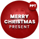 Merry Christmas Presentation Template - GraphicRiver Item for Sale